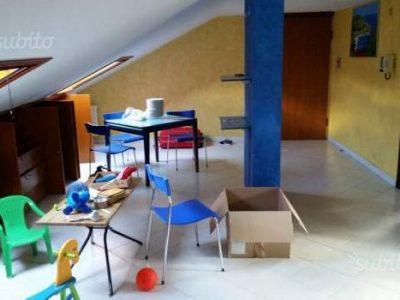 App.to mansardato San Cesareo 100 mq