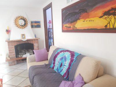Vende -San Cesareo , 2 vani con terrazzo + box auto - 195.000 €
